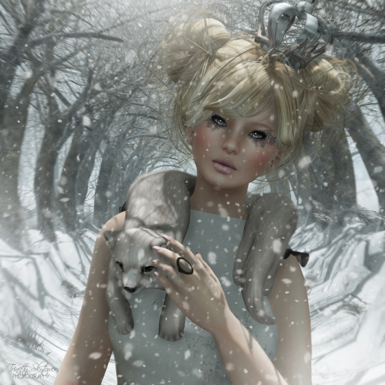 Snowy Princess_face