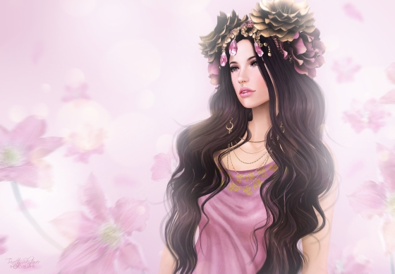 PinkFloralHeadress_FINAL
